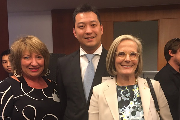 HPG sponsor UDIA NSW lunch with Lucy Turnbull AO