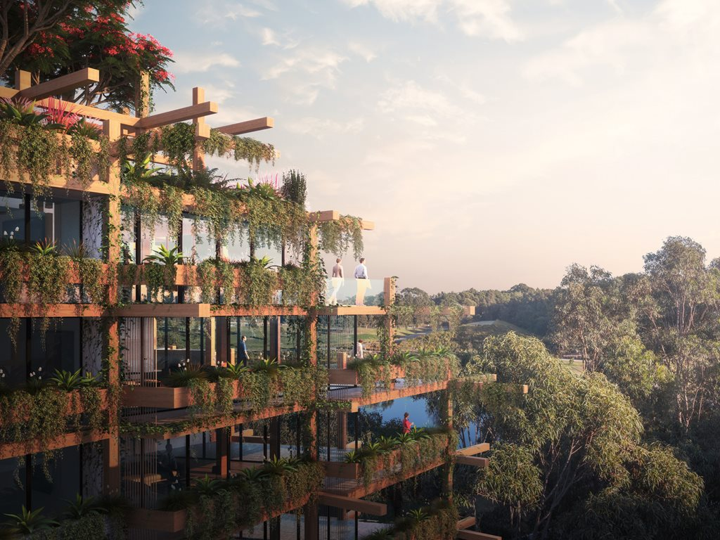 One Sydney Park Design Competition Winners